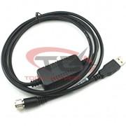 Cablu USB de descarcare date Sokkia...