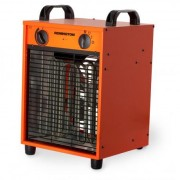 REM 15 EPB Remington aeroterma electrica 15 kW , volum de aer 1700 mc/h