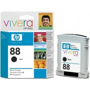 Cartus Inkjet HP 88 Black C9385AE with Vivera Ink