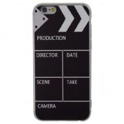 GadgetBay Coque Film Clapper Coque iPhone 6 et 6s