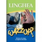 Wazzup Dictionar de argou si engleza colocviala