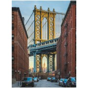 Fototapet New York - Brooklyn Vlies