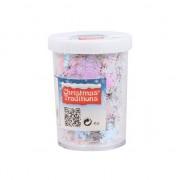 Shoppartners Sneeuwvlokken confetti parelmoer