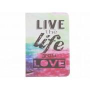 Live the life design tablethoes voor de iPad mini 4