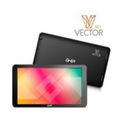 TABLET GHIA VECTOR10.1 WIFI T107116N/5PTOS/QUAD/1GB/16GB/2CAM/WIFI/ANDROID 7/BLUETOOTH/NEGRA