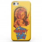 Chucky Funda Móvil Chucky Out Of The Box para iPhone y Android - iPhone X - Carcasa doble capa - Mate