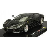 #BCT84 Hot Wheels Elite Ferrari La Ferrari, Black 1/43 Scale Die Cast Car by Hot Wheels