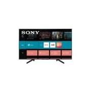 Smart TV Sony LED 49´ UHD 4K, 3HDMI, 3USB, Wi-fi, Rádio FM, X-Reality Pro, Motionflow XR240 - KD-49X705F