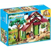 Playmobil Wildlife Forest Ranger's House (6811)