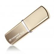 USB DRIVE, 8GB, Transcend JETFLASH 820, USB2.0, Gold (TS8GJF820G)