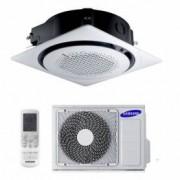 Samsung Condizionatore Inverter Cassetta 360° Ac100mn4pkh/eu 36000 Btu Con Comando Wireless