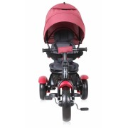 Tricicleta multifunctionala 4 in 1 Neo Red Black Luxe