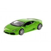 Maisto Special Edition Lamborghini Huracan LP 610-4, Green - 31509 1/24 Scale Diecast Model Toy Car