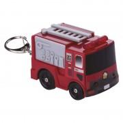 EMOS LED klíčenka s motivem hasičského auta P4708