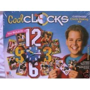 Cool Clocks : Customized Clock Making Kit