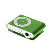 MP3 PLAYER VERDE KOM0557