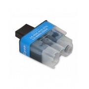 Printflow Compatível: Tinteiro Brother lc900c ciano (lc900c)