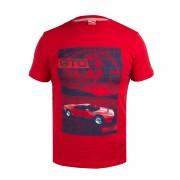 Мъжка тениска PUMA FERRARI ANNIVERSARY TEE - 565445-02