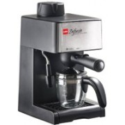 Cello INFUSIO 4 cups Coffee Maker(Black)