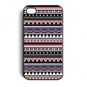 GadgetBay iPhone 4 / 4s motif indien Aztec Tribal housse rigide housse