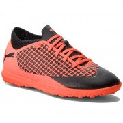 Обувки PUMA - Future 2.4 Tt Jr 104845 02 Black/Orange 1