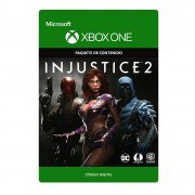 xbox one injustice 2: fighter pack 1 digital