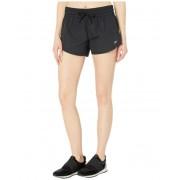 Reebok Workout Ready Woven Shorts Black 1