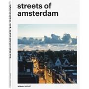 teNeues Streets of Amsterdam tafelboek