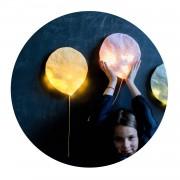 Solhem Vägglampa ballong gul, ekaterina galera