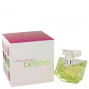 Believe For Women By Britney Spears Eau De Parfum Spray 1.7 Oz