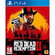 Игра Red Dead Redemption 2 за PS4