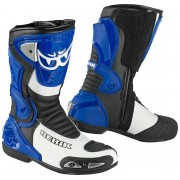 Berik Losail Motorcycle Boots Blue 47