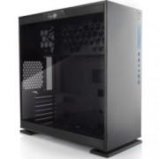 Кутия In Win 303, ATX/Micro-ATX/Mini-ITX, 2x USB 3.0, черна, без захранване