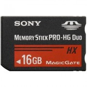 Sony Memory Stick PRO-HG Duo 16Go