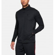 Under Armour Herenjack UA Sportstyle Pique - Mens - Black - Grootte: Small