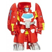 Hasbro Transformers Playskool Heroes Rescue Bots Heatwave The Fire Bot Figure