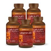 CALCIUM & VITAMIN D3 VALUE PACK