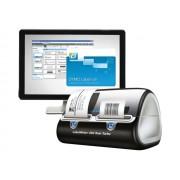 Dymo LabelWriter 450 Twin Turbo - Etiketprinter - thermisch papier - Rol (6,2 cm) - 600 x 300 dpi - tot 71 etiketten/minuut -capaciteit: 2 rollen - USB