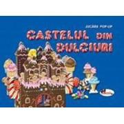 Castelul din dulciuri. Carte jucarie/***