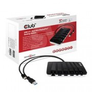 CLUB3D USB 3.0 AND MDP DOCKING STATION