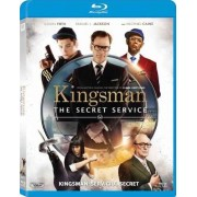 Colin Firth,Samuel L.Jackson,Michael Caine - The Kingsman (DVD)