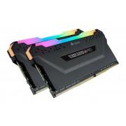CORSAIR VENGEANCE RGB PRO 16GB (2x8GB) DDR4 memorija, 3200MHz, CL16