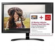 LG IT Products 43ud79-B 107,98 cm (42,51 inch) monitor (IPS, 4 K, 4 x HDMI, 5 ms responstijd) Zwart