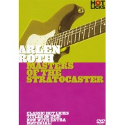 Hot Licks: Arlen Roth - Masters of the Stratocaster [DVD]