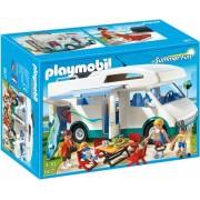 Masina de camping Summer Fun Playmobil