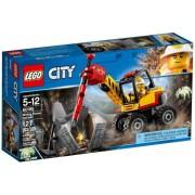 LEGO City: Bányászati hasítógép 60185