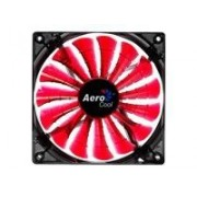 AeroCool Shark Fan Devil Red Edition - Ventilateur châssis - 120 mm