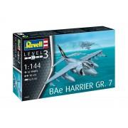 Avionul ModelKit din plastic 03887 - BAe Harrier GR.7 (1: 144)
