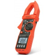 25611 Digitális lakatfogó True RMS, AC, DC, ellenállás, hőmérséklet mérés, dióda teszt