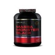 Massa Monster Black Nova Fórmula - 3000g Morango - Probiótica